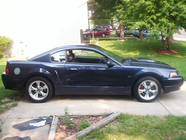 2001 Mustang GT