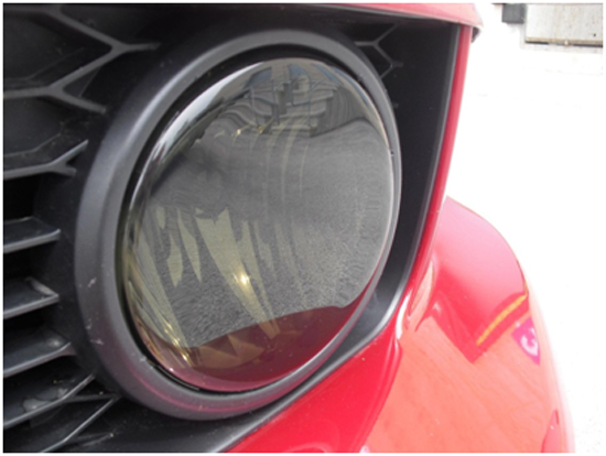 Mustang Light Covers 05-09 2