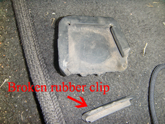 Mustang 5.0 Clutch Pedal Cover 79-93 3