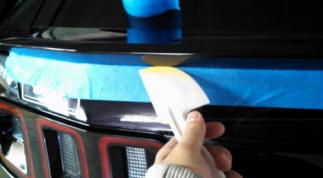 GT/CS (California Special) Spoiler � Installation Instructions 15