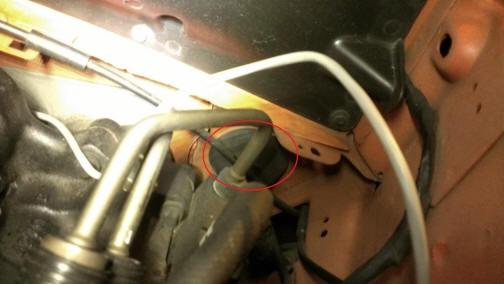 Auto Meter Cobalt Boost/Vacuum Gauge Install 10
