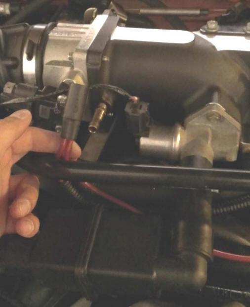 Auto Meter Cobalt Boost/Vacuum Gauge Install 22