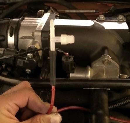 Auto Meter Cobalt Boost/Vacuum Gauge Install 24