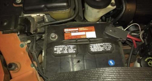 Auto Meter Cobalt Wideband Air/Fuel Gauge Install 4