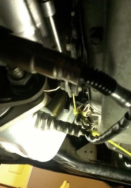 Auto Meter Cobalt Wideband Air/Fuel Gauge Install 11