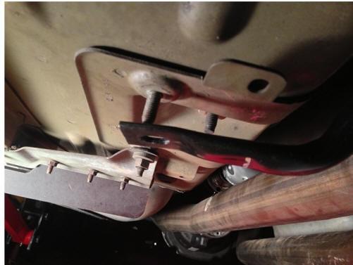 The Driveshaft Shop Aluminum One Piece Driveshaft (05-10 GT) Install 8