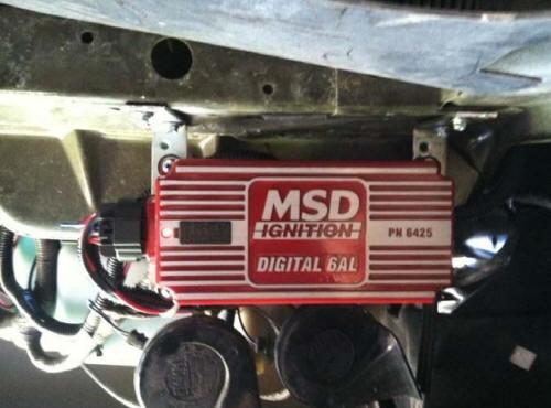 MSD 6al Installation Guide 94-95 Mustang Install 7
