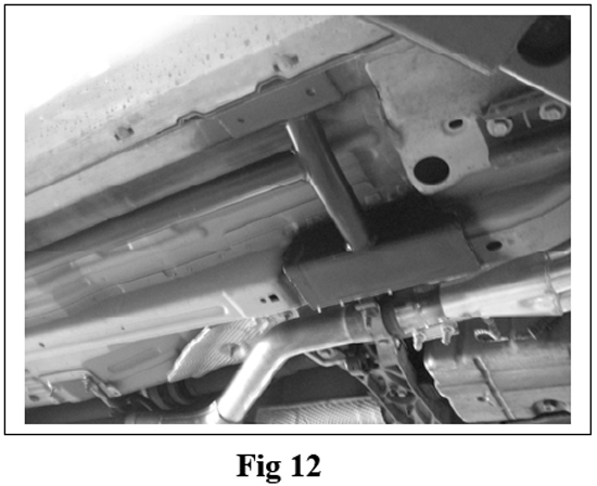 Compeng Mustang Subframe Connectors 0510 12
