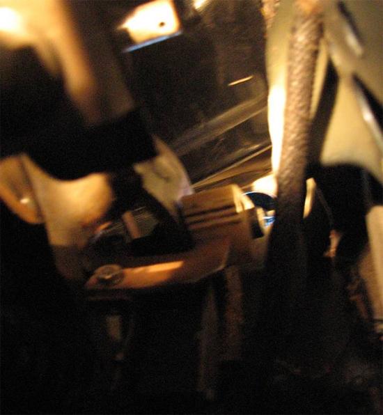 Mustang Clutch Quadrant 5
