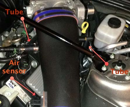 Steeda-Cold-Air-Intake-(CAI)-GT500-(07-09)-Installation-Instructions-Install-16164-14