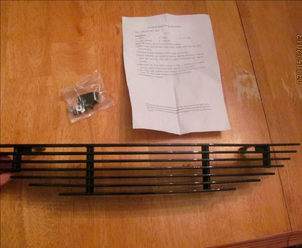 Black-Pony-Billet-Delete-Grill-(Upper)-Installation-Guide-Install-17095-11