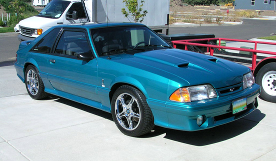 1993 Mustang Parts Amp Accessories Americanmuscle Com