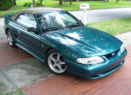 1996 Mustang Parts Amp Accessories Americanmuscle Com Free Shipping