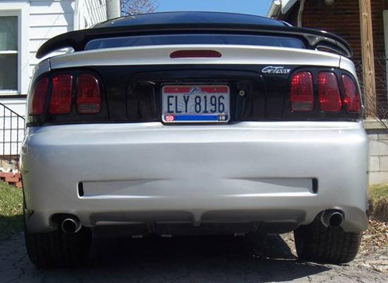 1998 Silver Black GT 3