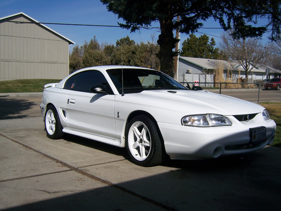 1998 Mustang Parts Amp Accessories Americanmuscle Com