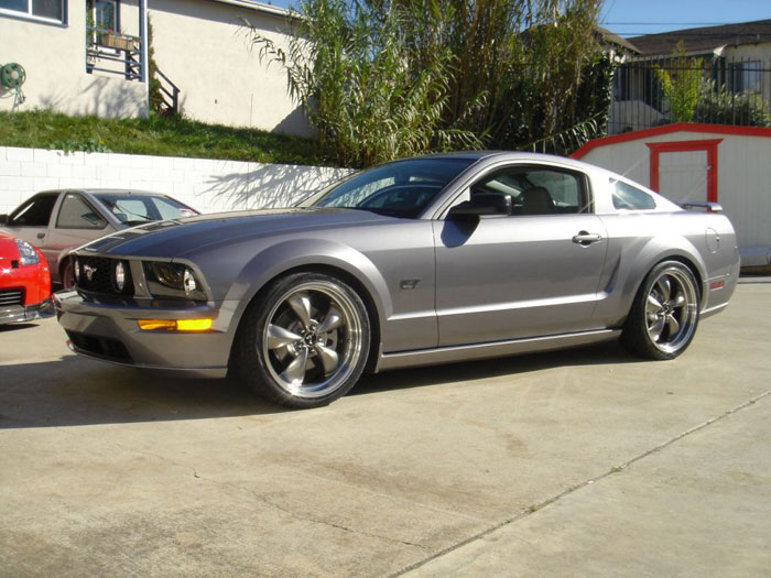 "2006 Mustang 20"" Anthracite Bullitts"