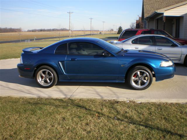 2000 Mustang 