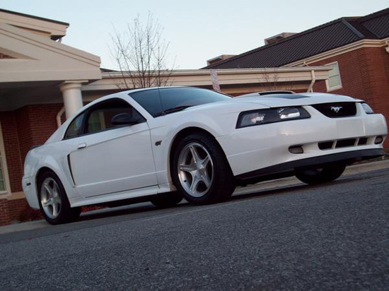 2000 Mustang Parts Amp Accessories Americanmuscle Com Free Shipping