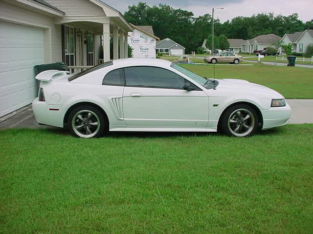 2001 Mustang