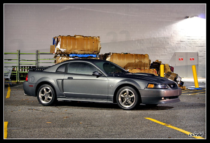 2003 DSG Mustang GT Coupe