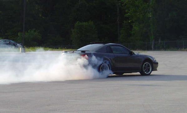 2003 Mustang