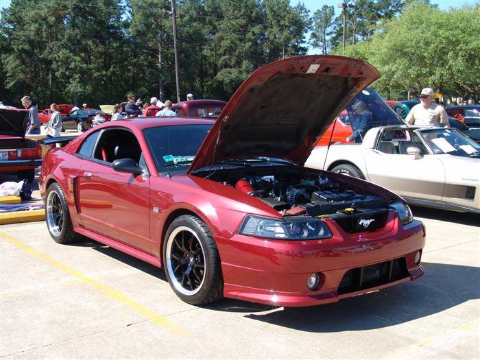 2003 Redfire GT with Roush Bumper