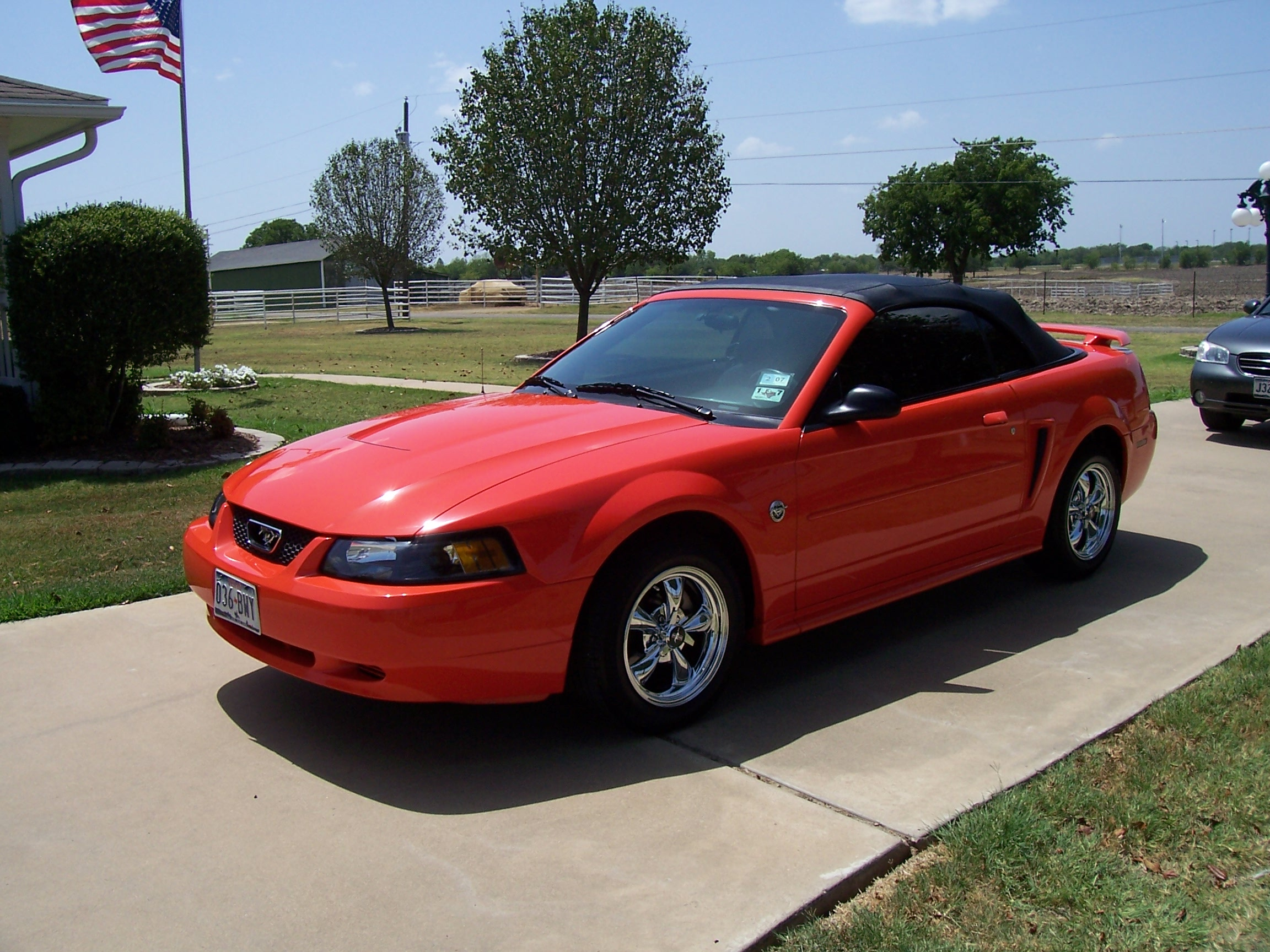 2004 Mustang Parts Amp Accessories Americanmuscle Com