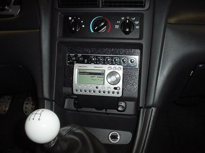 2004 Mustang GT with XM Radio