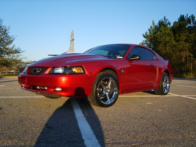 40th anniversary mustang gt