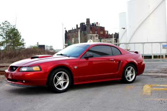 Redfire Stang 1