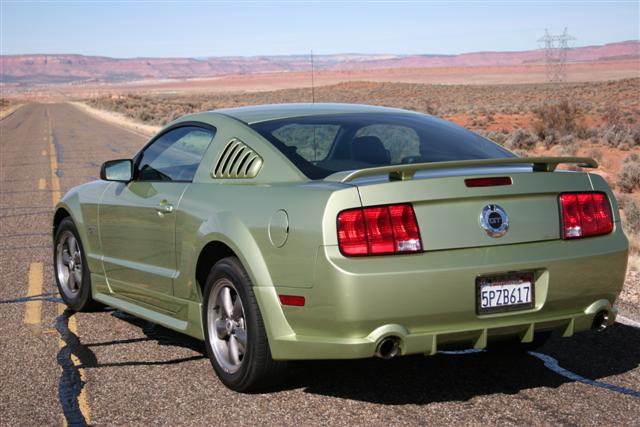 Mustang GT