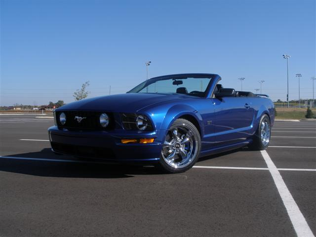 2006 mustang