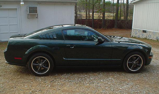 2008 Highland Green Bullitt 1