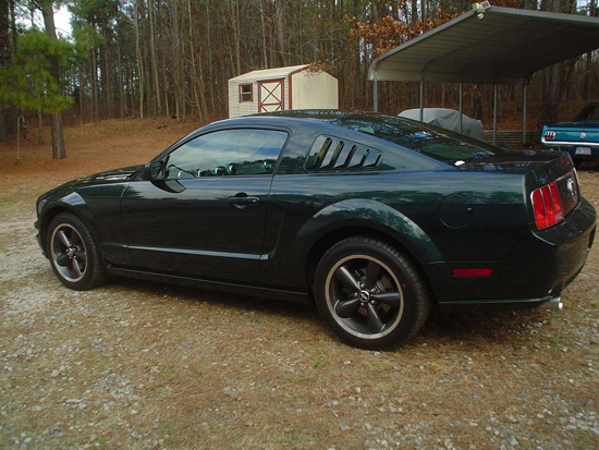 2008 Highland Green Bullitt 2