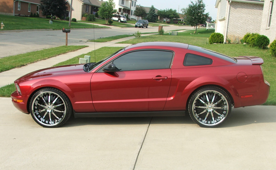 redfirestang
