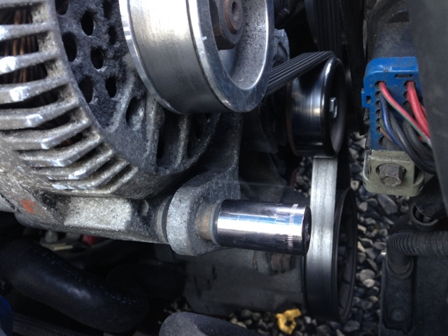 How To Install An Sr Performance Alternator On Your 1987