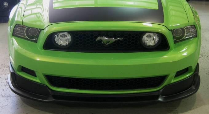 2013 Mustang Chin Spoiler 2013 Rtr Chin Spoiler