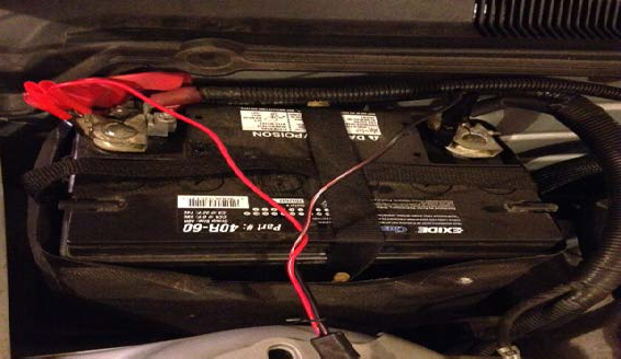 how to start 2017 q5 with a dead battery key