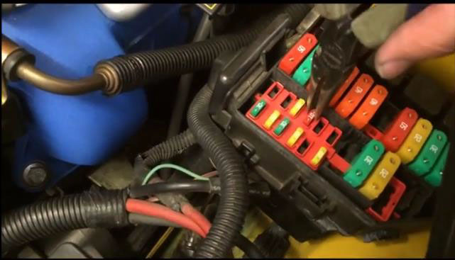 how to install a ford racing electric intercooler water pump on a determine the pump itself is bad and has not simply blown a fuse by checking the 10 amp fuse found on the driver side fuse panel in the engine