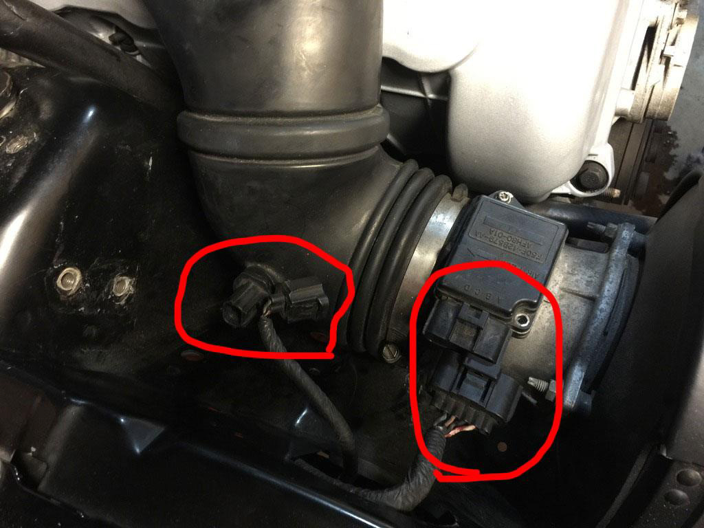 How To Install A C Amp L Cold Air Intake W 80mm Maf On A 1996