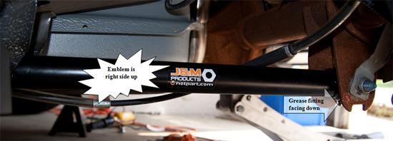 JM Extreme Joint Mustang Lower Control Arms 05-10 8