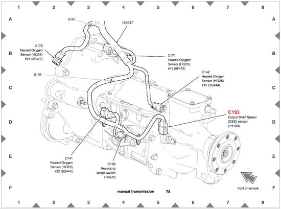 Mustang Speedometer Recalibrator 05-10 1