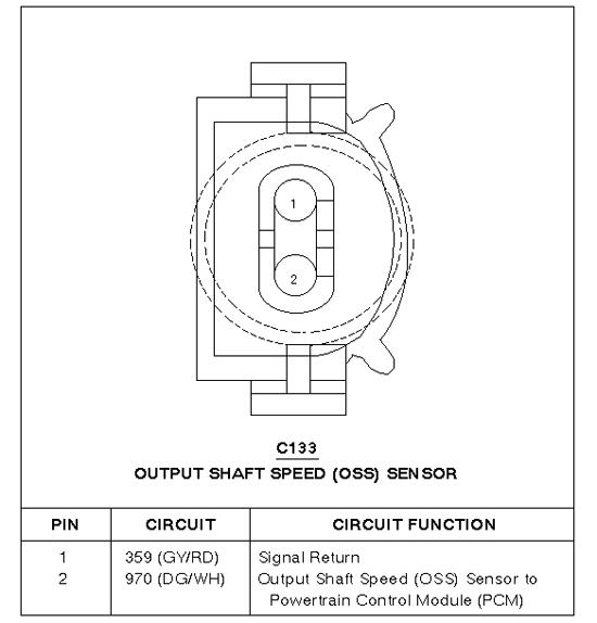 Mustang Speedometer Recalibration Tool 99-04 3