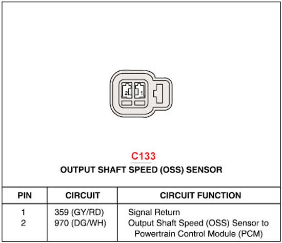 Mustang Speedometer Recalibration Tool 99-04 4
