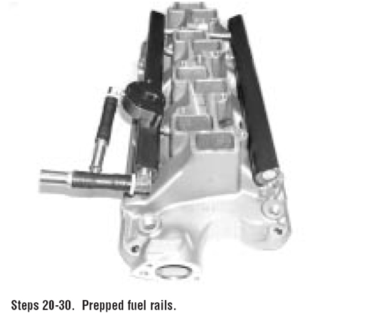 BBK Intake Manifold Kit 8693 2