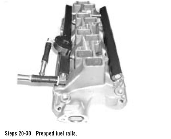 BBK Intake Manifold Kit 8693 2