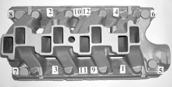 BBK Intake Manifold Kit 8693 7