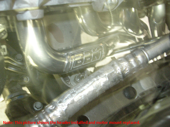 BBK Ceramic Long Tube Headers 05-10 GT 13