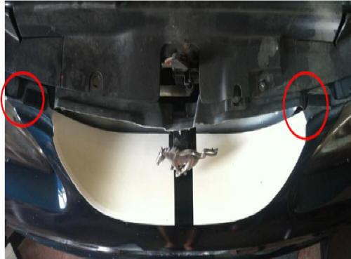 CoverCraft Bra (94-98 GT, V6) Install 3