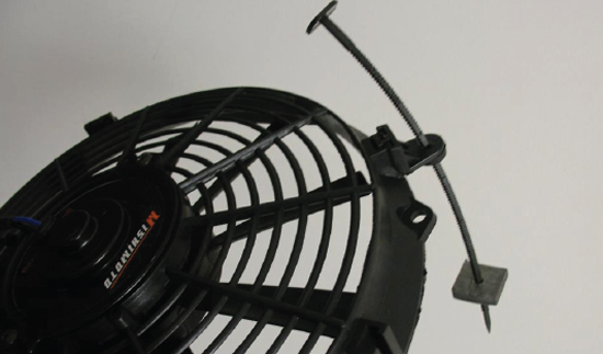 Mishimoto 12in Radiator Fan 1